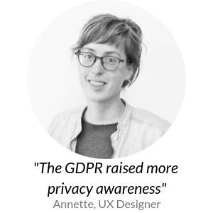 GDPR Event Apps