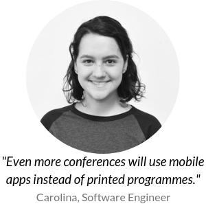 Event Apps in 2019 - Carolina