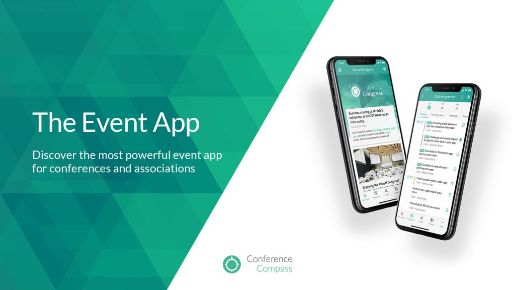 活动App宣传册封面
